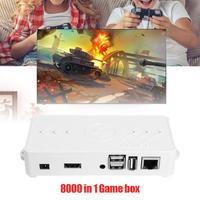 8000 in 1 32G TV Game Box for Orange Pi with USB Wired Gamepad Controllers HDMI Output to TV Video Game Consoles Dropshipping