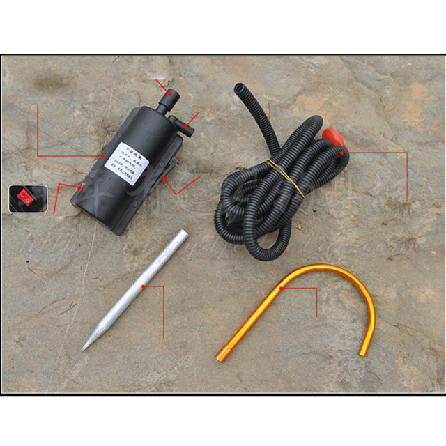 Fishing Suction Device Charge Automatic Pump Intake Hand Washers