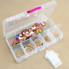 Creative Home Multifunctional Organization 10 Layers of Large Capacity Storage For Jewelry Necklace Organizer Container
