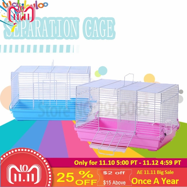 2017 Hot Products Free delivery DIY Child care travel oversized hamster cage multicolor PP pet Supplies gaiola guinea pig cage