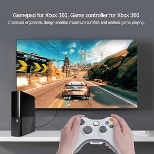 Image 3 - Gamepad For Xbox 360 Wireless/Wired Controller For XBOX 360 Controle Bluetooth Wireless Joystick For XBOX360 Game Controller