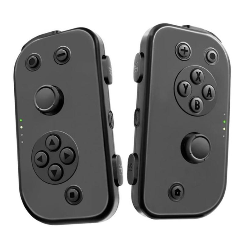 Wireless Bluetooth Pro Left Right Gamepad Controller Gaming Control Joystick Compatible with Nintend Switch Game Console