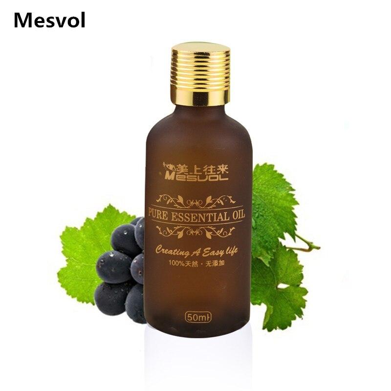 Olejki eteryczne olej z pestek winogron 1 fotki olejek do masażu netto 50 ml