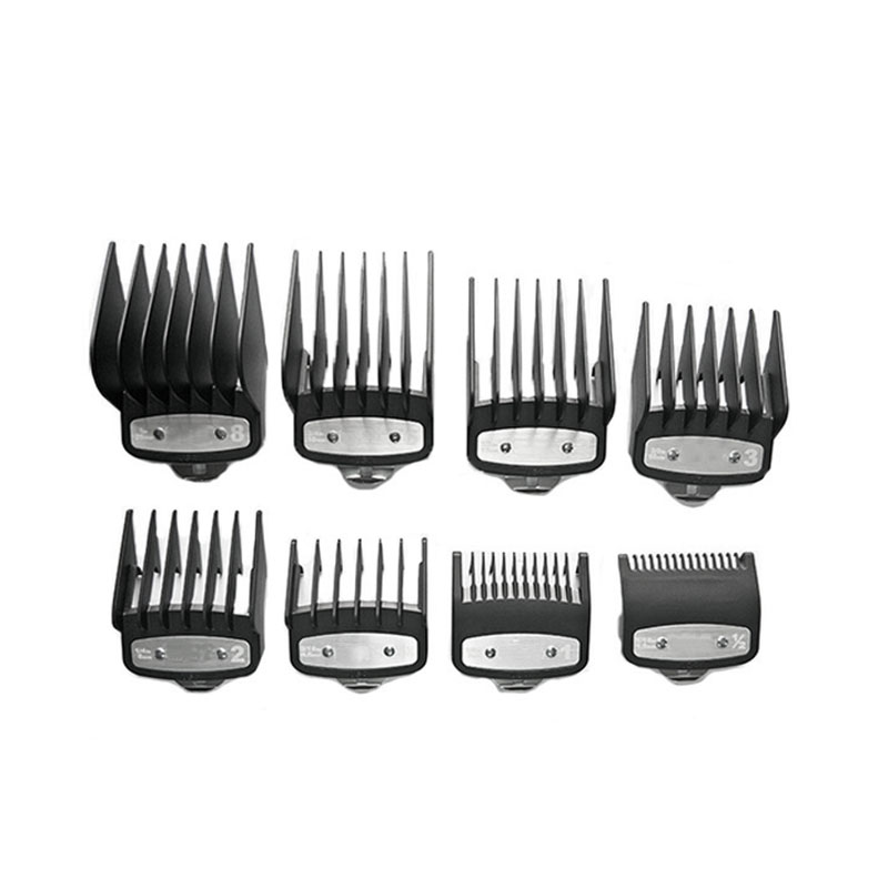 Stainless Steel Attachment Clipper Combs For Dogs Dog Grooming Kit AvailableStainless Steel Attachment Clipper Combs For Dogs Dog Grooming Kit Available