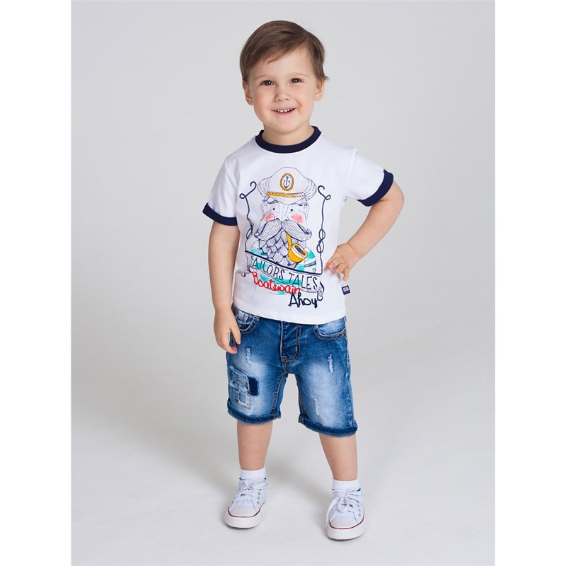 T-Shirts Sweet Berry T-shirt knitted for boys children clothing kid clothes stylish v neck half sleeves solid color t shirt for women