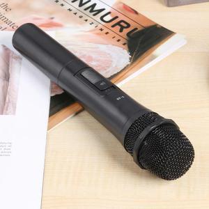 Image 2 - V 10 Karaoke Microfono Senza Fili Microfono Palmare con Ricevitore USB per la Registrazione In Studio Microfono Universale Per Uso Domestico Megafono per il Partito