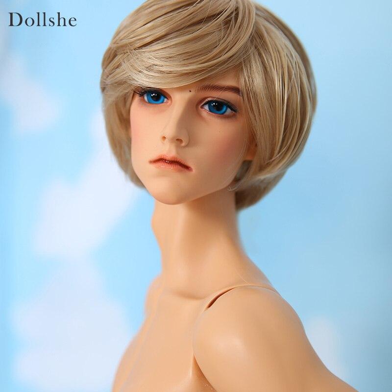 Dollshe Artisanat Venitu 1/3 BJD SD Poupée Mâle Corps Modèle Haute Qualité Jouets Oueneifs Dolltown Idealian Iplehouse Cinquième Motif DS