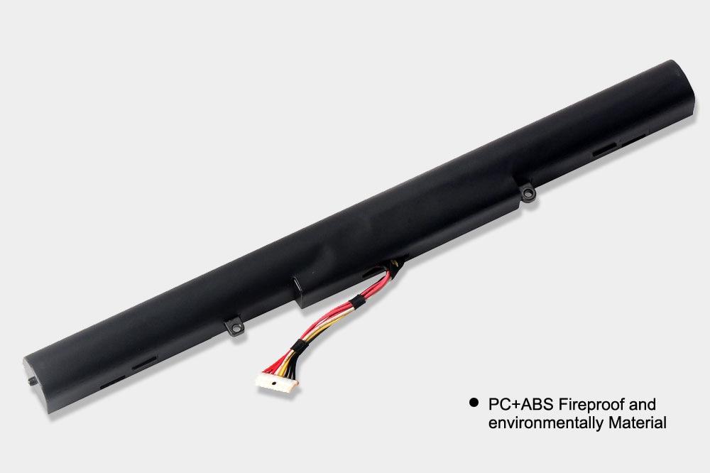 KingSener Corée Portable A41-X550E batterie d'ordinateur portable pour asus X450 X450E X450J X450JF X751M X751MA X751L X750JA A450J A450JF A450E - 6