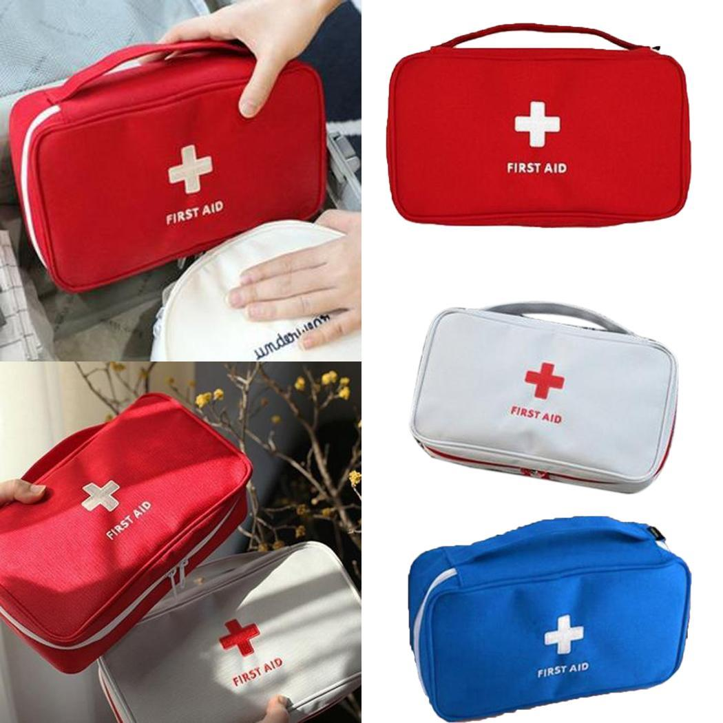 First Aid Bag Compact First Aid Bag Emergency Care Case Home Lightweight shockproof and not easily deformed Travel MedicineFirst Aid Bag Compact First Aid Bag Emergency Care Case Home Lightweight shockproof and not easily deformed Travel Medicine