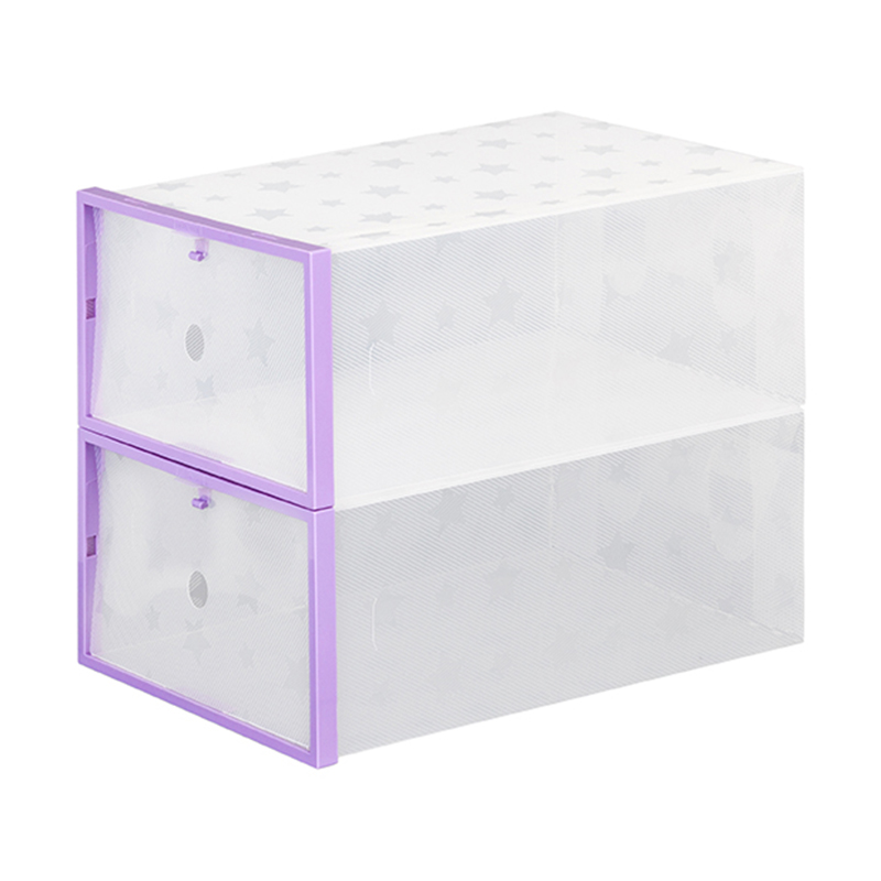 Storage box for shoes Elan Gallery 680032 Clothing & Wardrobe Storage эспадрильи catisa catisa ca072awezzk4