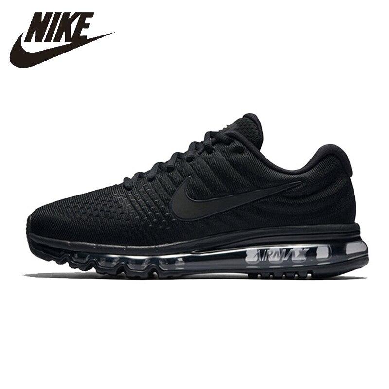 Nike AIR MAX Originais Nova Chegada Tênis de Corrida dos homens Autênticos Respirável Boa Qualidade Esporte Tênis Ao Ar Livre #849559