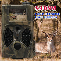 HC300 940nm Sightless Hunting Game Cameras wild camera FREE SHIPPING