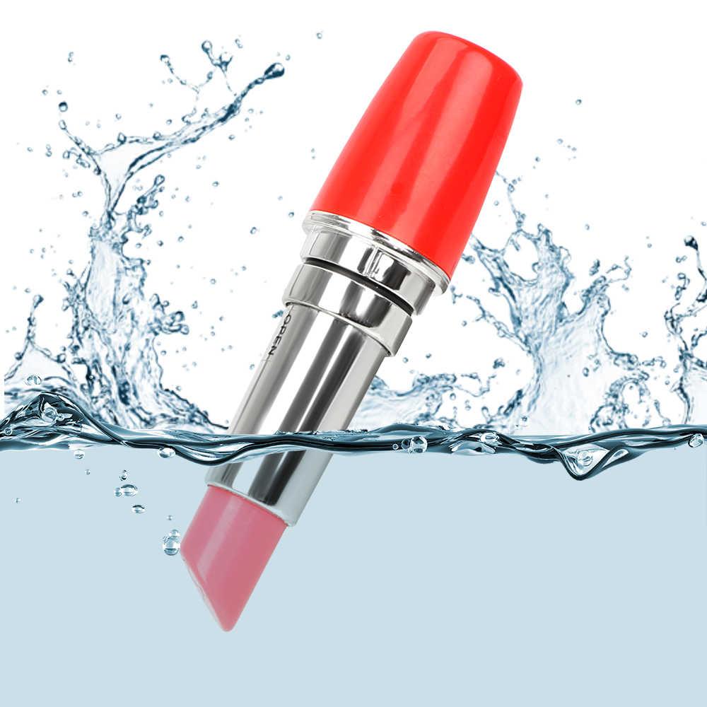 OLO Lipsticks Vibrator Mini Secret Bullet Vibrator Clitoris Stimulator G-spot Massage Sex Toys for Woman Masturbator Quiet