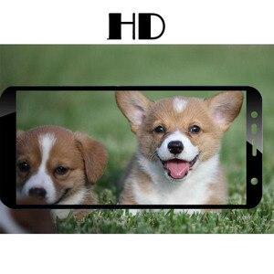 Image 5 - Verre trempé pour Samsung Galaxy J6 2018 sm j600f/ds verre pour Samsung j6 + J6 plus 2018 sm j610fn verre de protection j 6 Film 9h