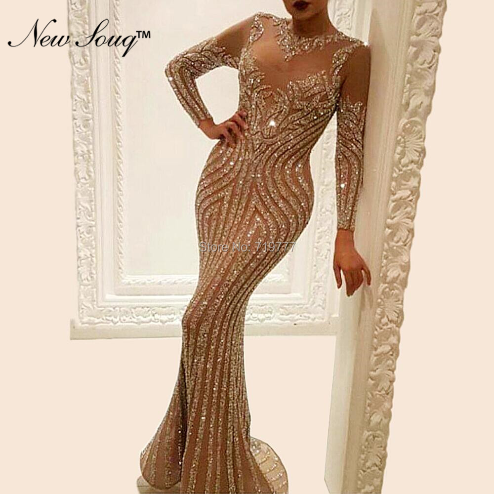 b1e5d6c90e Worldwide delivery 2019 prom dresses long sleeves in NaBaRa Online