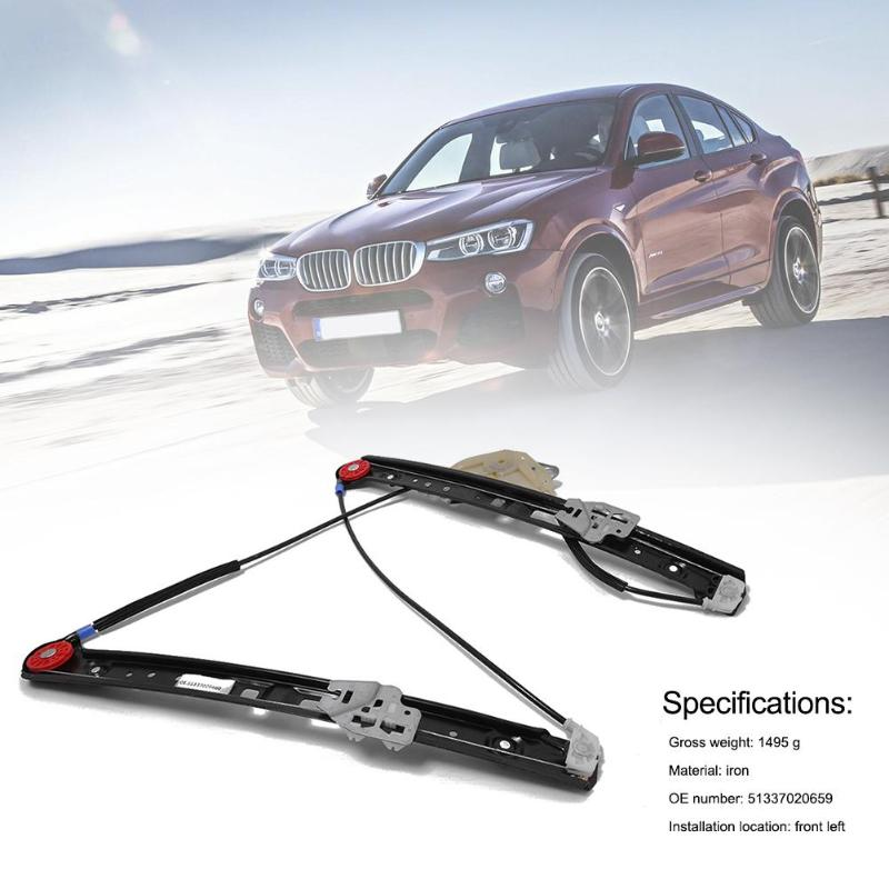 For BMW E46 window regulator repair kit front right