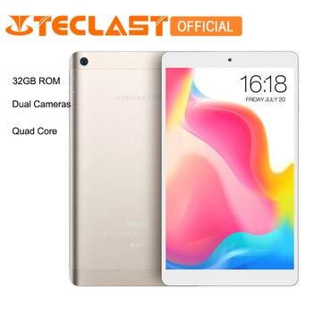 Teclast P80 Pro Upgrad 3GB RAM 32GB ROM Android 7.0 MTK8163 Quad Core 1.3GHz Dual WiFi GPS HDMI Dual Cameras 1920*1200 Tablet PC