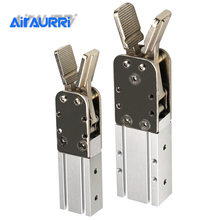 Fixture Cylinder Mechanical Clamp Finger Skyscraper Manipulator Fittings Size Mouth Water 1615 2015