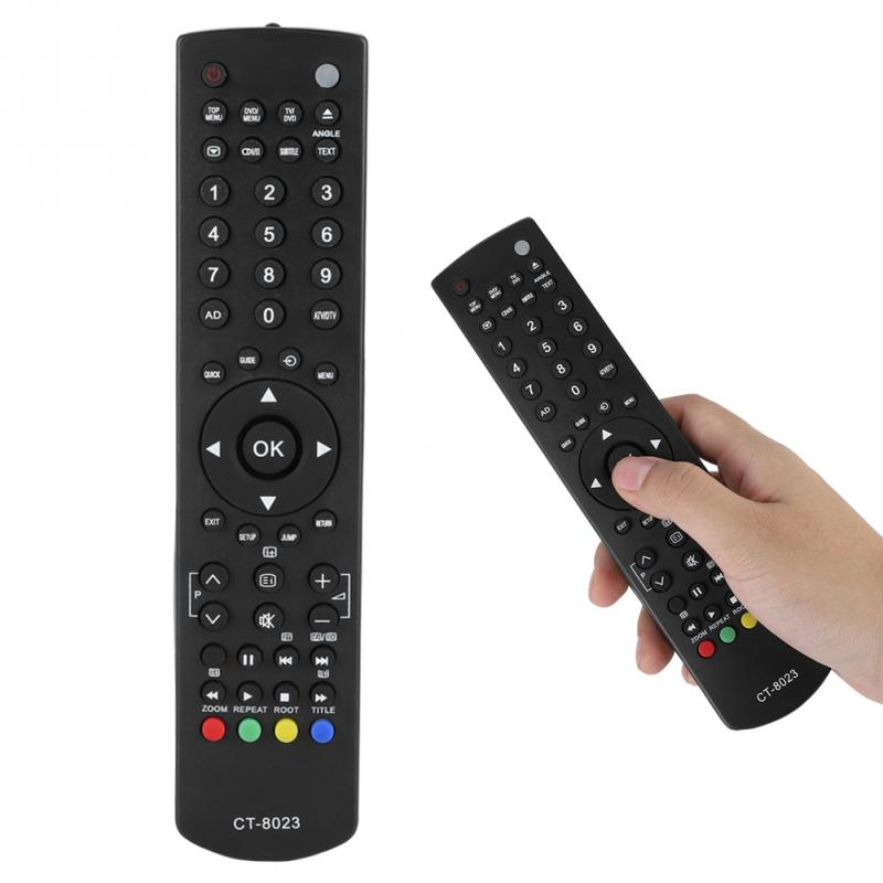 TV Control Replacement CT-8023 Service Ultra HD Smart TV Remote Control For Toshiba CT-8023 Controller High Quality
