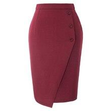 bb0f642c6 Compra buttons back pencil skirt y disfruta del envío gratuito en ...