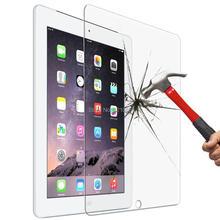 10 ชิ้น/ล็อตกระจกนิรภัยสำหรับ Apple iPad Pro 9.7 10.5 นิ้ว 2020 แท็บเล็ตป้องกันหน้าจอสำหรับ iPad Mini Air Glass ป้องกันฟิล์ม
