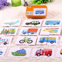 32 шт./кор. Детские когнитивные карточки Монтессори материалы весело флэш-память для раннего развития детей день рождения открытки просвещение учебная карточка