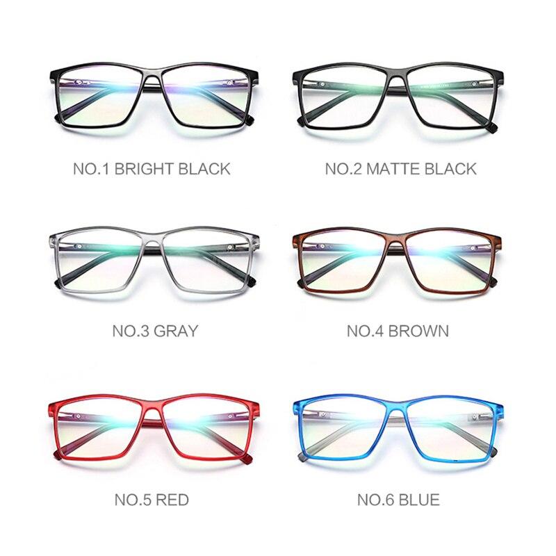 ba418141fc Gafas de ordenador Anti rayos azules Anti luz azul gafas de ojo óptico UV  Bloqueo de