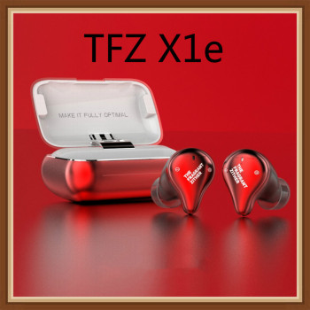 TFZ X1E X1e 5.0 Bluetooth Wireless Dynamic Earphone HIFI Noise Reduction IP67 Waterproof Dual Mic True Wireless In Ear Earphones 1
