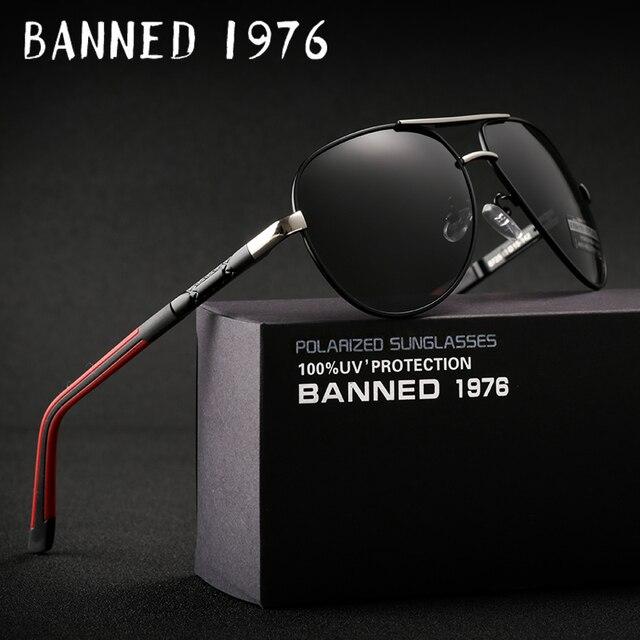 4b0175662ad 2018 Top quality Anti glare Polarized Aluminum Sunglasses hot Men s brand  new Sun glasses big size oculos women gafas de sol