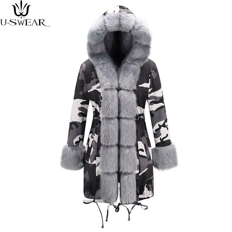 Collar Conejo black Camuflaje De Abrigos Gran Rex Piel