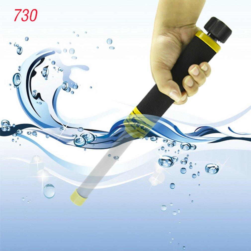 MD 730 luz à prova dwaterproof água underwater detector de metais detector de indução de pulso pinpointer sensível detecção precisa - 3