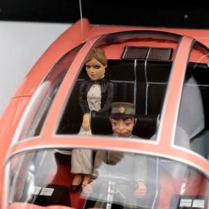 Image 5 - 1/18 AMIE עבור רול ~ רוי ליידי פנלופה של Thunderbirds FAB1 FAB 1 שרף צעצועי דגמי מכוניות קישוט