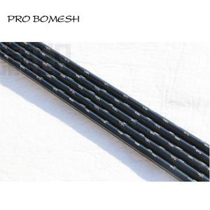 Image 3 - Pro Bomesh 2 Rohlinge 1,98 m UL L ML 2 Abschnitt 24 T Carbon Angelrute Leere Locken Angeln DIY Stange Gebäude Komponente Reparatur
