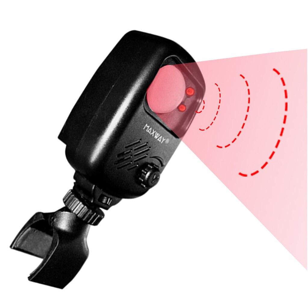 Fishing  Infrared Sensor Alarm Wireless Motion Detector Sound Alarm For Fishing Camping