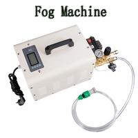 2L/min Yüksek basınçlı sisleme pompası  Sisleme sis makinesi  kahve dükkanı ve restoran su misting soğutma sisleme sistemi Spreyler    -
