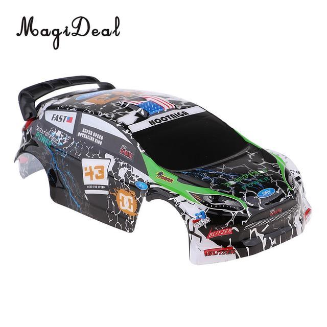 Aliexpress Com Buy 1 28 Racing Car Body Shell Pre Painted Bodywork