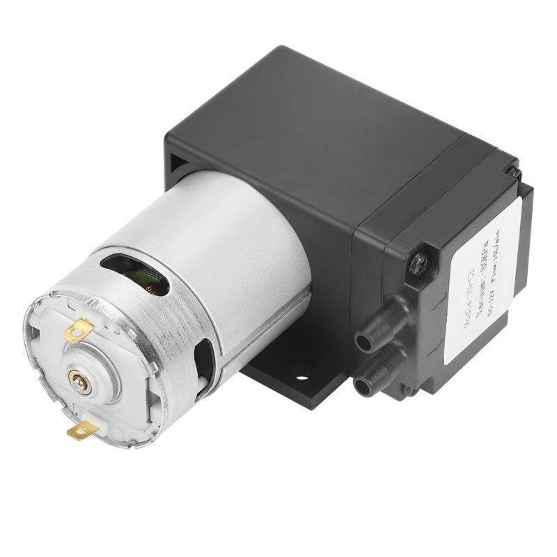 Pumpen, Teile Und Zubehör Pumpen Dc12v 12 W Mini Oilless Vakuumpumpe-80kpa Fluss 10l/min Vakuum Pumpen Für Gas Hohe Effizienz Bomba