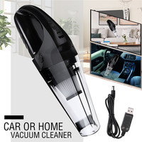 120W Wireless USB Home/Car Vacuum Cleaner Handheld Vacuum Cleaner Super Suction Wet And Dry Dual Use Portable Vacuum Cleaner12V