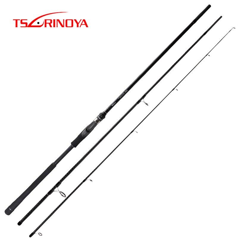 TSURINOYA Fishing Rod TYRANTS 3.0m 3.3m Action MF Sea Bass