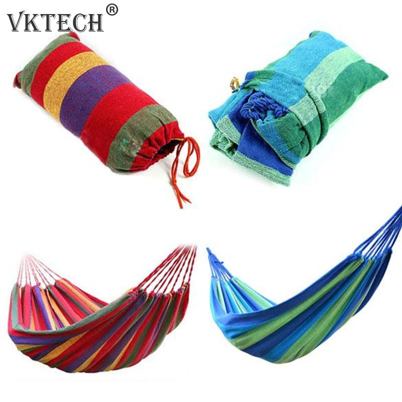 Smart Portable Hammock Outdoor Camping Hunting Mosquito Net Parachute Nylon Hammock Hanging Bed Leisure Swing Sleeping Bed Attractive And Durable Home Textile