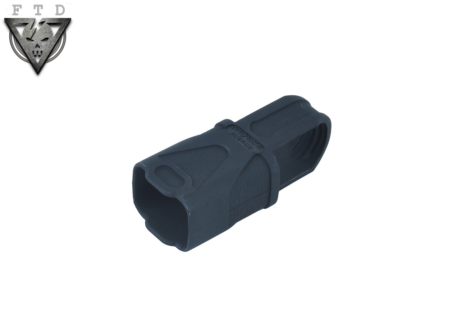 FTD 9MM NATO Cage Fast Mag Rubber Loops For MP5 Magazine Assist Hunting Accessory