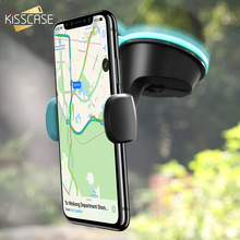 KISSCASE Universal Car Phone Holder Air Vent Mount Stand Holders Mobile Support For All In telefon tutucu