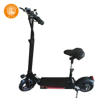 LOVELION scooter plegable eléctrico para adultos generación plegable conducción 48V 800W motor de potencia bicicleta motos bicicleta vehículo scooters