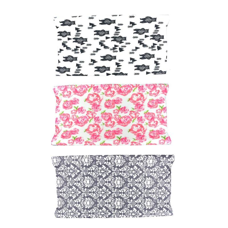 Newborn Baby Diaper Changing Table Pads Covers Soft For Baby Cradle Crib Bed Changing Table Infant Nappy Changing Mat Baby Care
