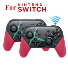EastVita 1Pc/2pcs Wireless Bluetooth Controller For Nintend Switch Pro Host Vibration Gamepad Console Joystick For NS Switch Pro(China)