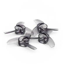 EMAX Avan Tinyhawk TH Turtlemode Propeller Red Black Blue 2CW+2CCW 4-Paddle 40mm Props for Indoor Flying 08025 Motor