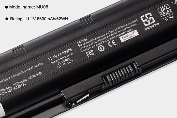 Korea Cell Nytt Batteri för HP Pavilion G4 G6 G7 G32 G42 G56 G62 G72 - Laptop-tillbehör - Foto 6