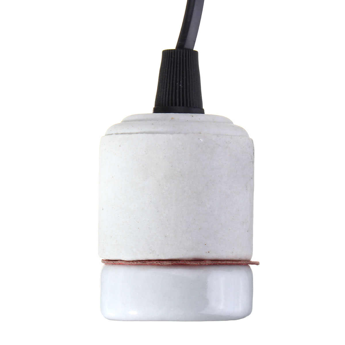 E27 Reptile Ceramic Heat Lamp Holder with Light Switch Socket Adapter Lamp 1.5m Wire Line Fitting for Mix 300W AC110-220V