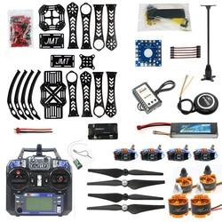 DIY RC Drone Quadrocopter X4M360L Frame Kit with GPS APM 2.8 RX TX RTF F14892-B