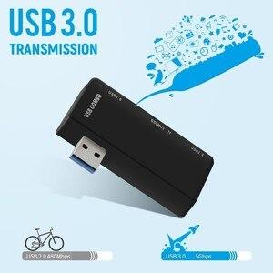 CHYI USB 3.0 Hub Computer Acce